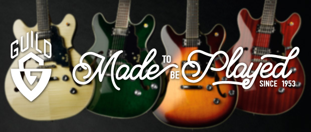 About The Brand To Play A Guild Guitar